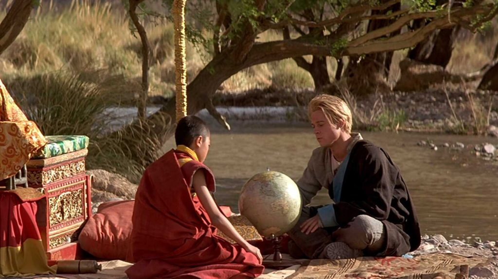 Seven Years in Tibet   10 Movies That Allow You To Travel The World Without Leaving The House   Zestradar
