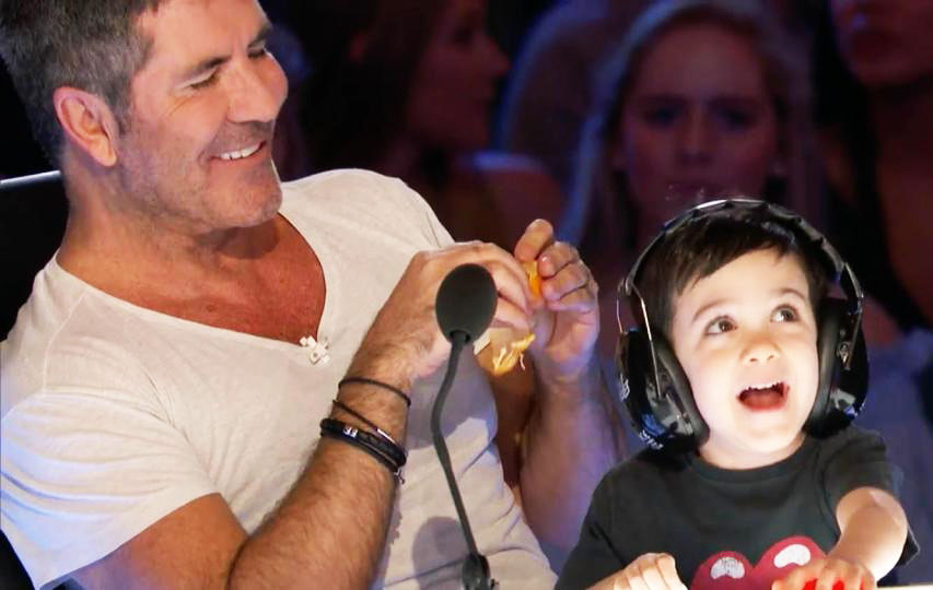 Simon Cowell | 8 Wealthy Celebs Who Will Leave Their Kids Without Fortune | Zestradar
