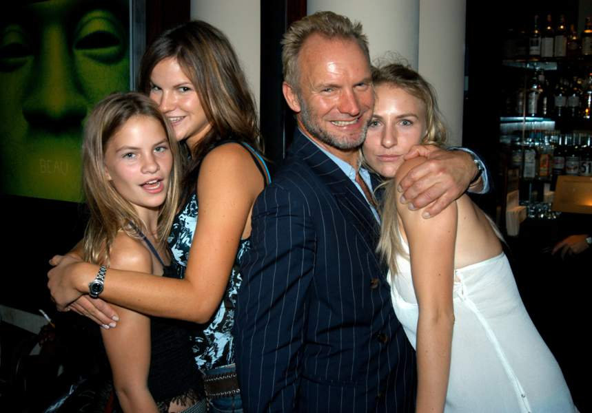 Sting | 8 Wealthy Celebs Who Will Leave Their Kids Without Fortune | Zestradar