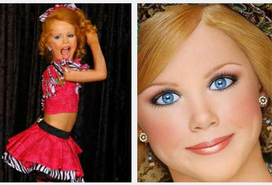 Тэрелин Эшбергер | Как выглядят королевы детских конкурсов красоты став взрослыми | Zestradar