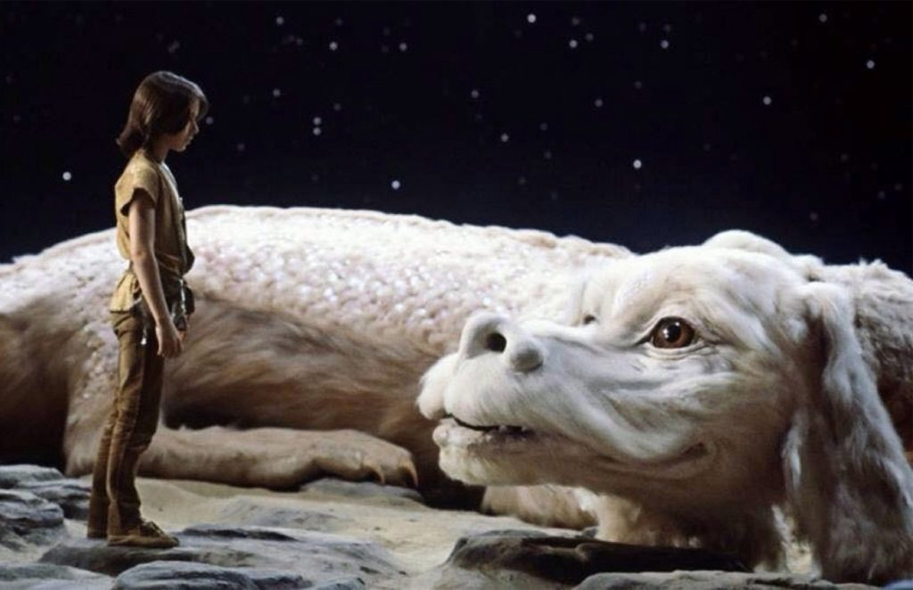 The Neverending Story (1984) | 10 Best and Worst Fantasy Movies Ever Made | Zestradar