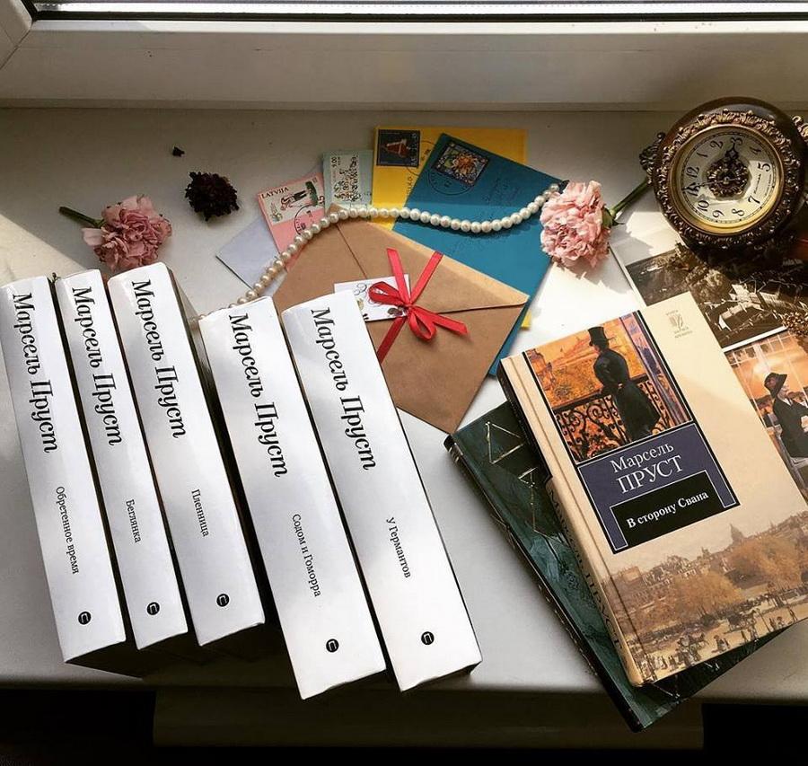 В поисках утраченного времени   Топ-10 самых длинных романов в литературе   Zestradar