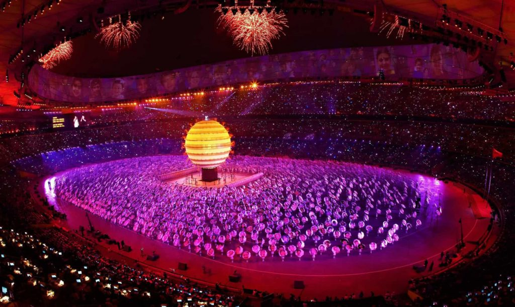 2008 Beijing Olympics | 10 of the World's Most Watched TV Broadcasts | Zestradar