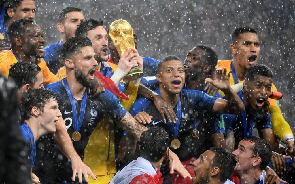 2018 World Cup Final | 10 of the World's Most Watched TV Broadcasts | Zestradar