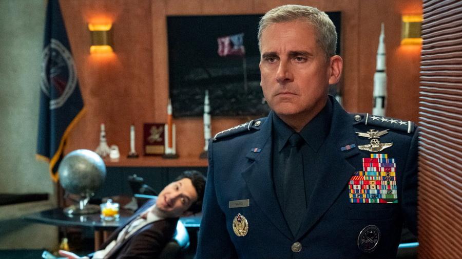 #7 | Семь интересных фактов о новом сериале на Netflix «Космические войска» | Zestradar