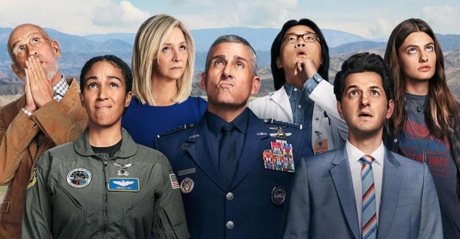Космические войска, Netflix | Zestradar