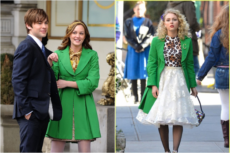 Gossip Girl, 2010 — The Carrie Diaries, 2013 | 8 Times The Film Industry Reused Costumes | Zestradar