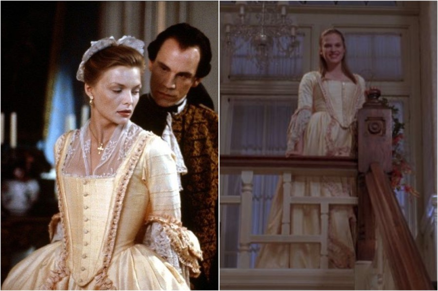 Dangerous Liaisons, 1988 — Hocus Pocus, 1993 | 8 Times The Film Industry Reused Costumes | Zestradar