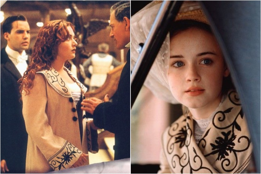 Titanic, 1997 — Tuck Everlasting, 2002 | 8 Times The Film Industry Reused Costumes | Zestradar