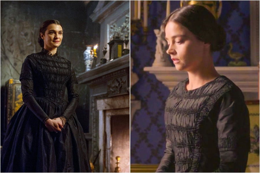 My Cousin Rachel, 2017 — Victoria, 2017 | 8 Times The Film Industry Reused Costumes | Zestradar