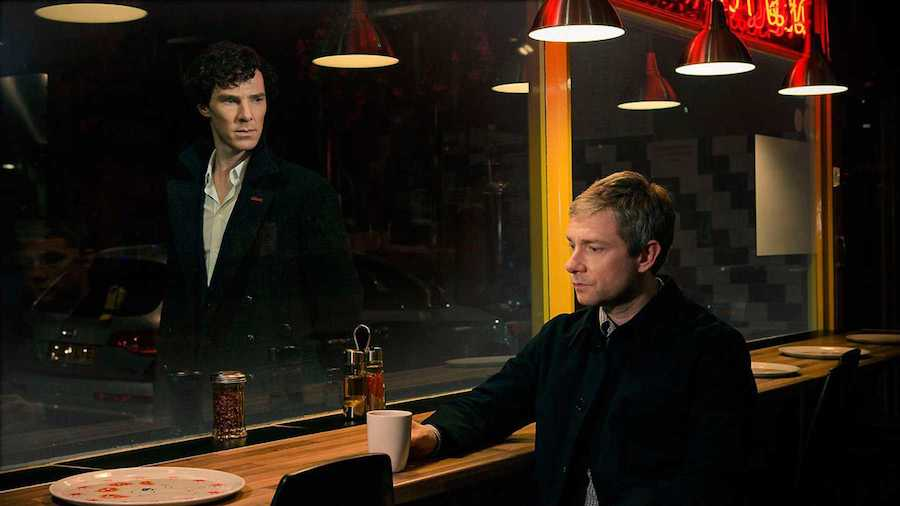 Sherlock | Best Detective Series Worth Your Time | Zestradar