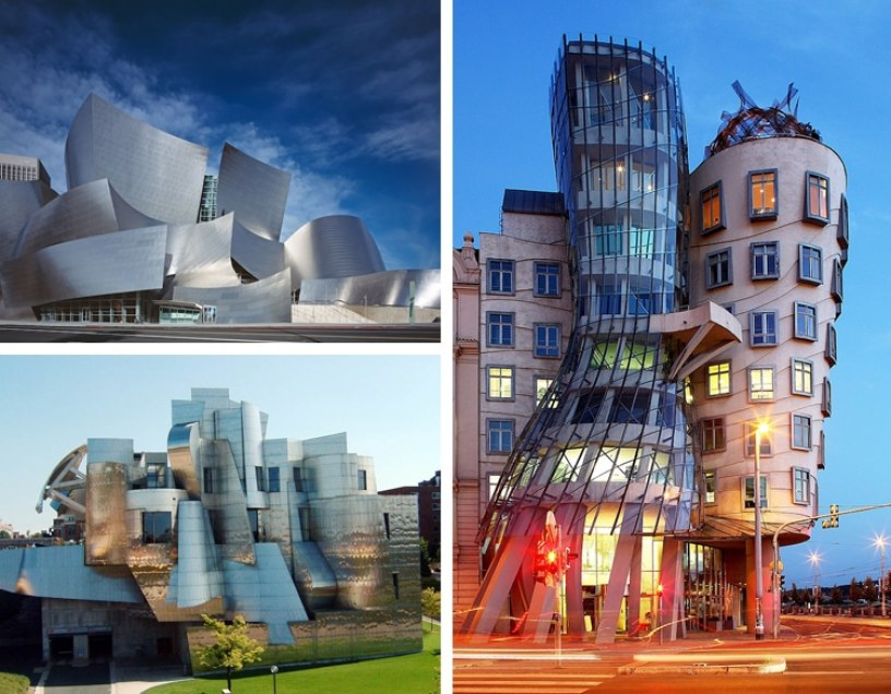 Frank Gehry | Frank Lloyd Wright | 11 Greatest Architects in History | Zestradar