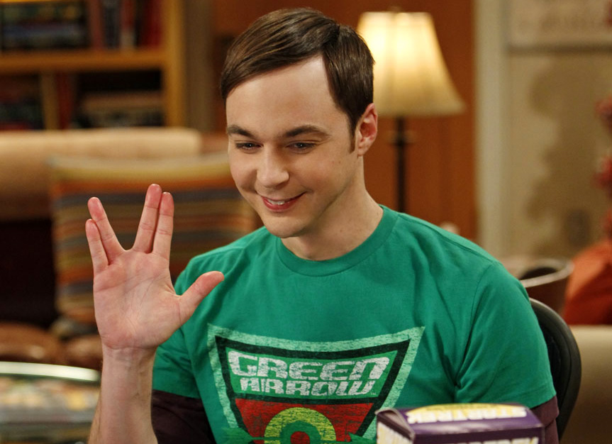 Sheldon's T-Shirts | 8 Hidden Things in the Big Bang Theory You Didn't Notice | Zestradar