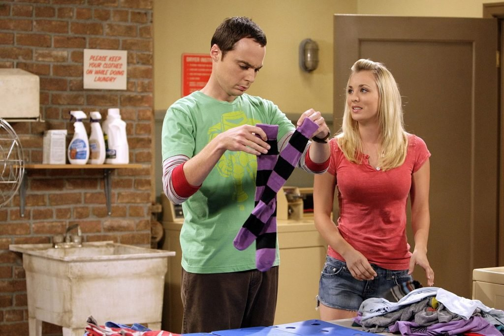 Laundry Details | 8 Hidden Things in the Big Bang Theory You Didn't Notice | Zestradar
