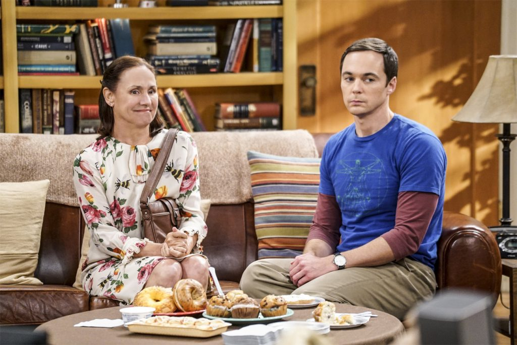 Sheldon's Mother | 8 Hidden Things in the Big Bang Theory You Didn't Notice | Zestradar