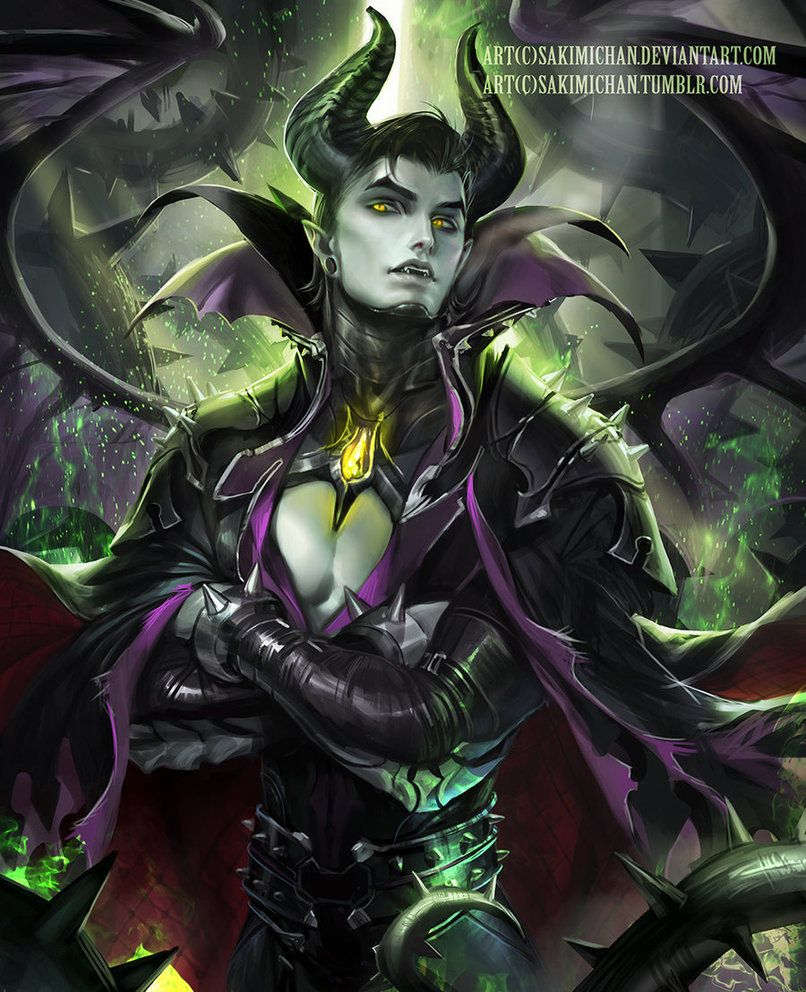 Maleficent | Incredible Gender Bender Transformations Of Your Favourite Characters | Zestradar