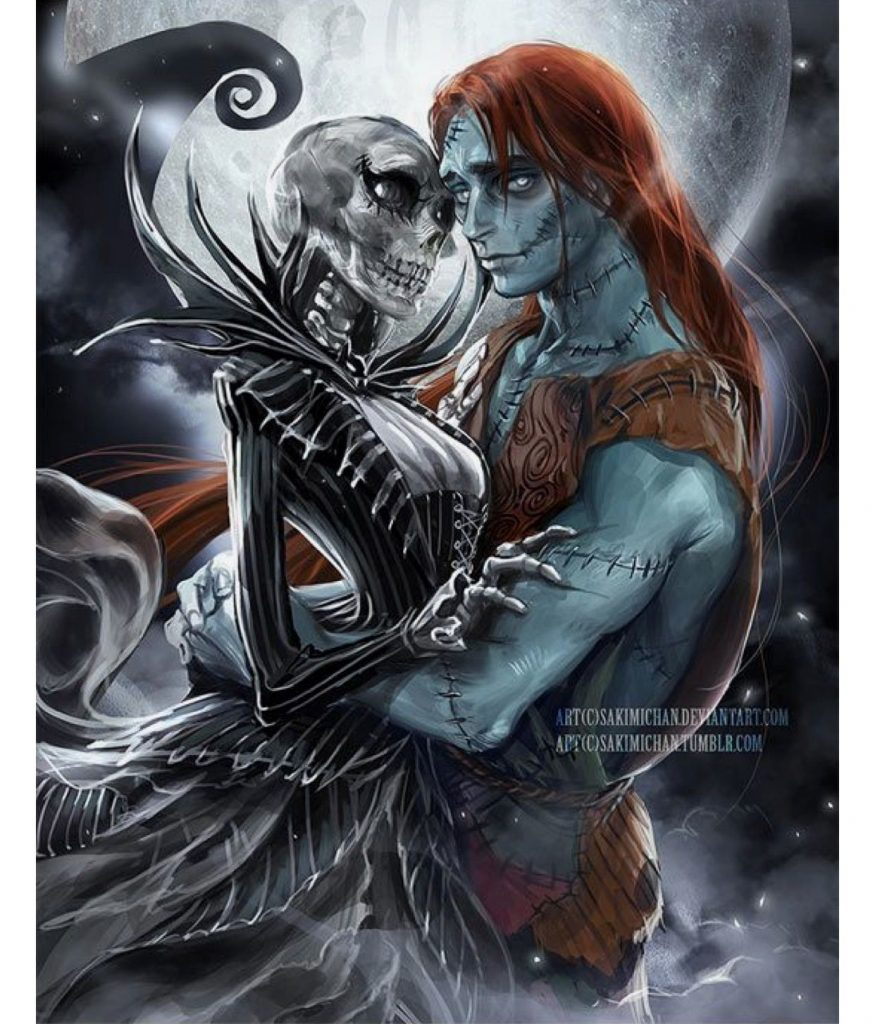 Jacka and Sally | Incredible Gender Bender Transformations Of Your Favourite Characters | Zestradar