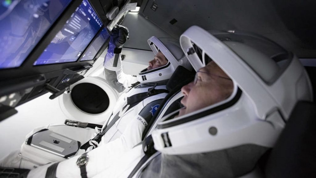 5 Interesting Facts About SpaceX's First Manned Launch #4 | Brain Berries