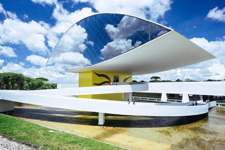 Oscar Niemeyer #1 | Frank Lloyd Wright | 11 Greatest Architects in History | Zestradar