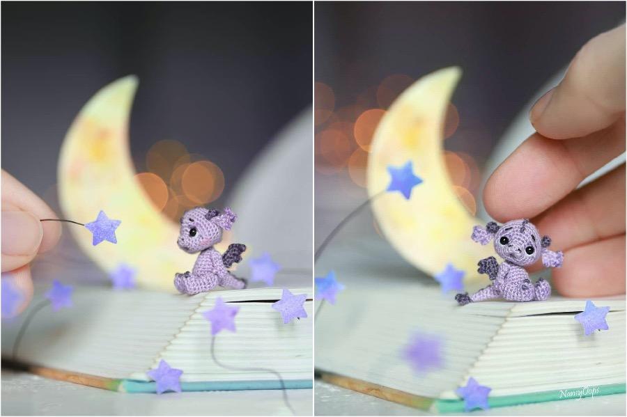 #2 | Russian Artist Creates Adorable Tiny Amigurumi Stuffed Creatures | Zestradar