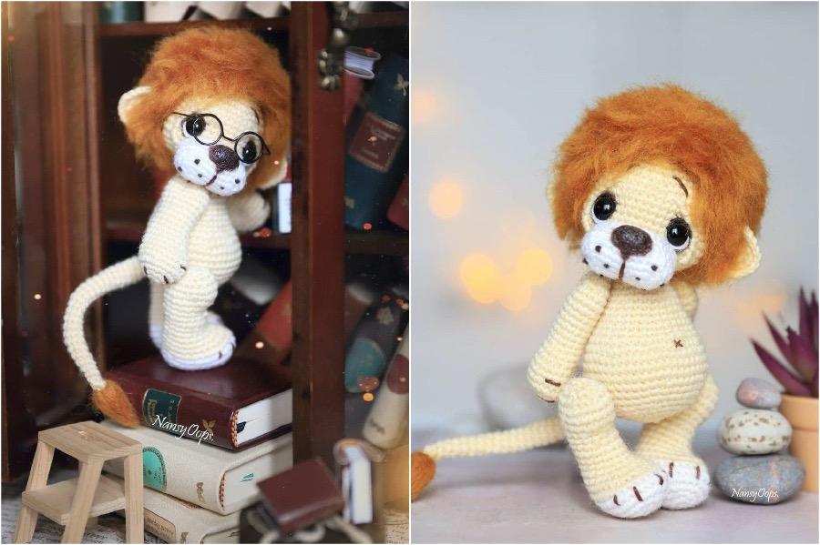 #4 | Russian Artist Creates Adorable Tiny Amigurumi Stuffed Creatures | Zestradar