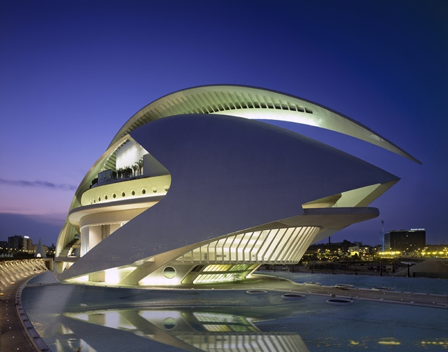 Santiago Calatrava #2 | Frank Lloyd Wright | 11 Greatest Architects in History | Zestradar