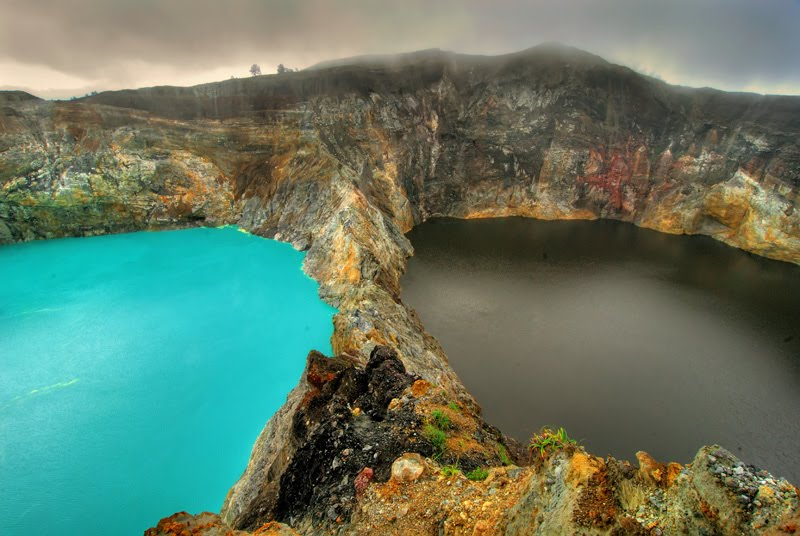 Crater Lakes | 10 of the Most Surreal Natural Phenomena on Earth | Zestradar