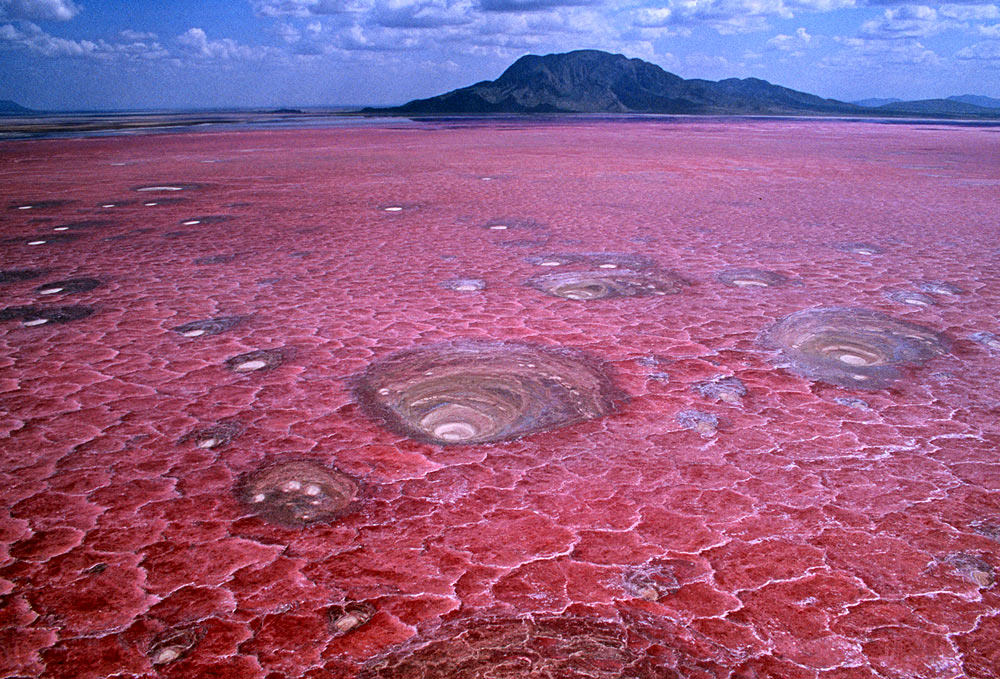 Deadly Red Lake | 10 of the Most Surreal Natural Phenomena on Earth | Zestradar