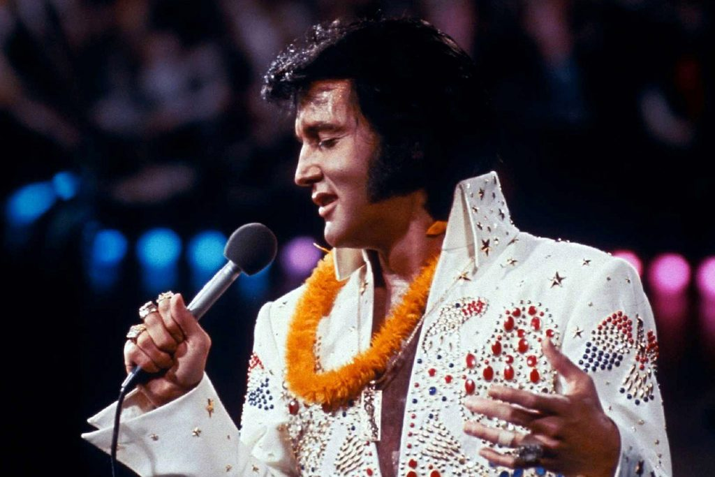Elvis Presley's Live Concert | 10 of the World's Most Watched TV Broadcasts | Zestradar