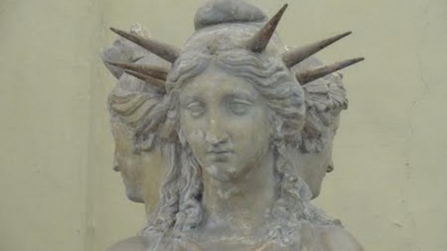 Геката (Древняя Греция) | 6 cамых жестоких богинь Древнего Мира | Zestradar