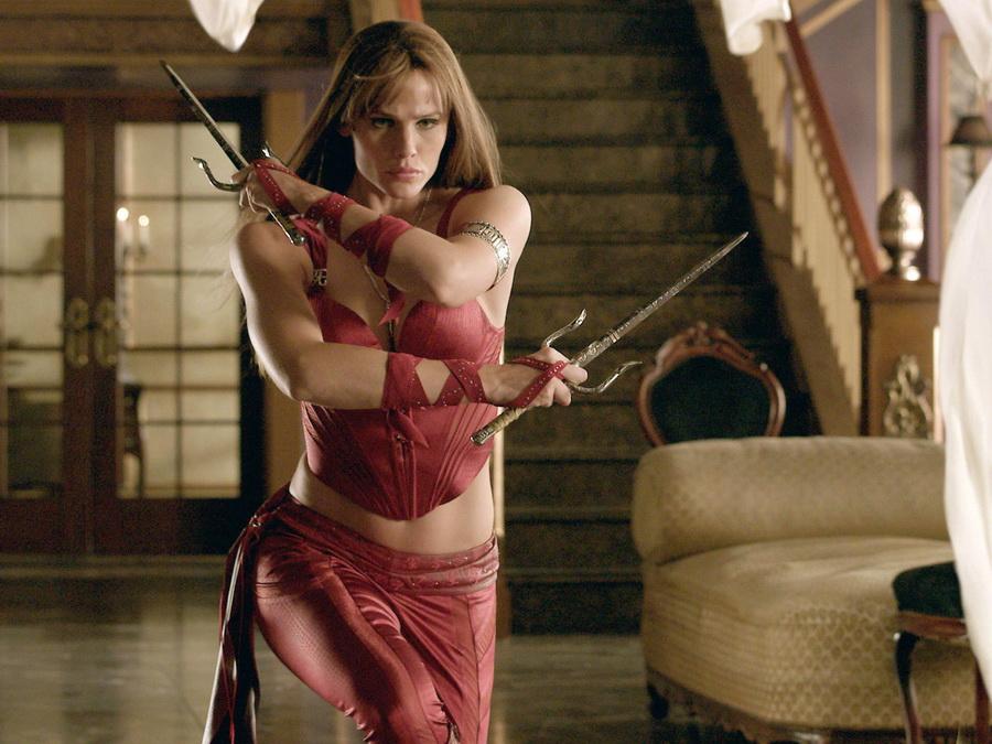 Дженнифер Гарнер | Топ-10 самых красивых актрис Марвел | Zestradar