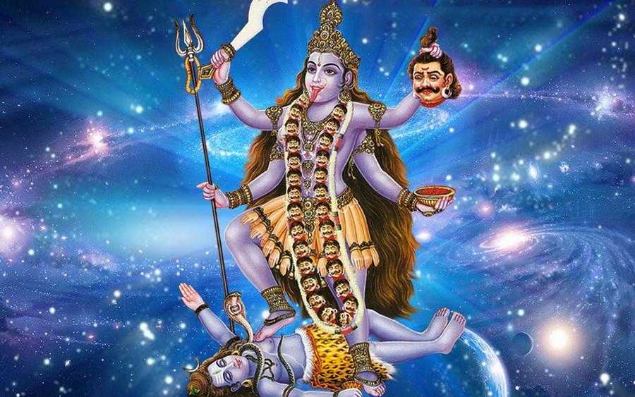 Кали (Индия) | 6 cамых жестоких богинь Древнего Мира | Zestradar