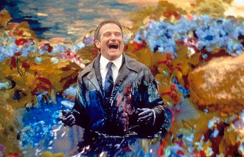 «Куда приводят мечты», Робин Уильямс | 9 шедевров драматичного кино с комедийными актерами в главных ролях | Zestradar