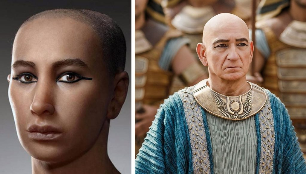 Ancient Egypt | The Extraordinary History of Men's Makeup: From 4000 BC to 2020 AD | Zestradar