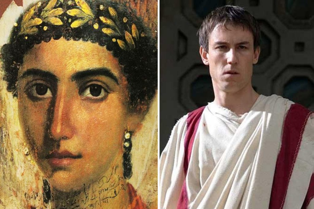 Ancient Rome | The Extraordinary History of Men's Makeup: From 4000 BC to 2020 AD | Zestradar