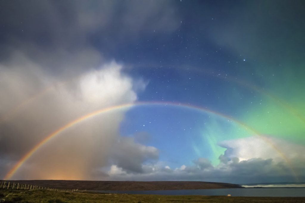 Moonbow | 10 of the Most Surreal Natural Phenomena on Earth | Zestradar