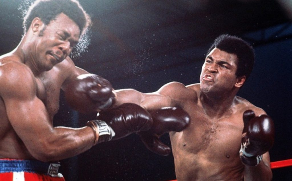 Muhammad Ali vs. George Foreman | 10 of the World's Most Watched TV Broadcasts | Zestradar