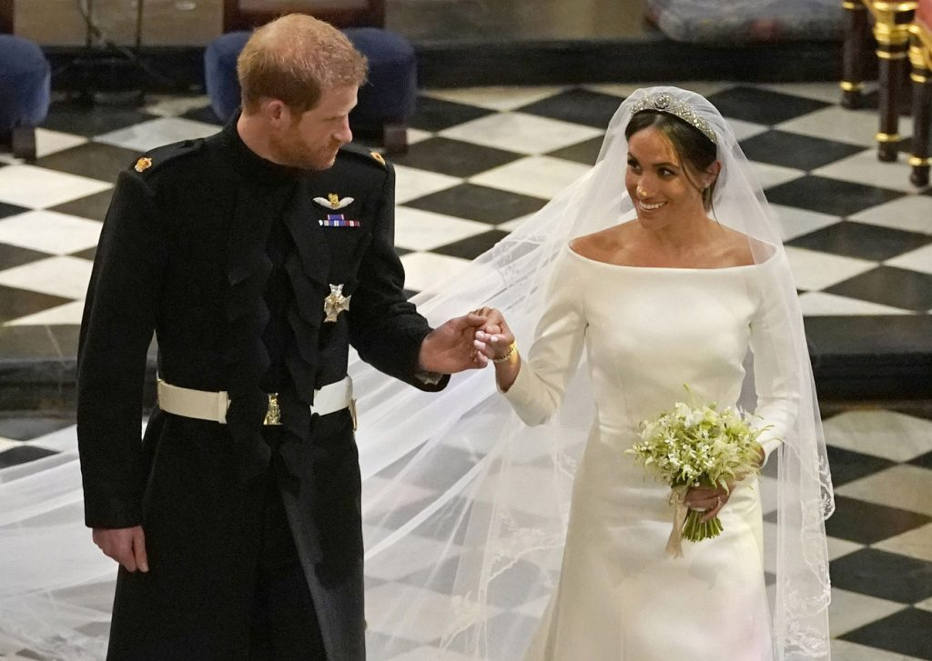 Prince Harry and Meghan Markle's Wedding | 10 of the World's Most Watched TV Broadcasts | Zestradar