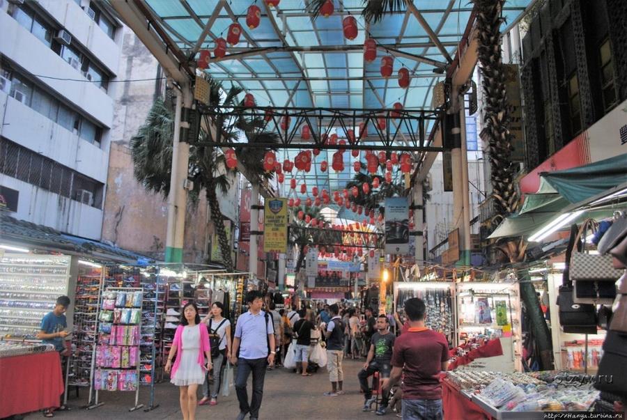 Рынок Петалинг, Куала-Лумпур, Малайзия | Топ-10 самых больших ночных рынков в мире | Zestradar