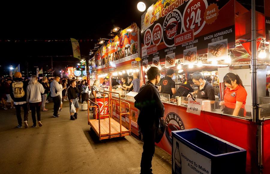 Рынок Ричмонд, Канада | Топ-10 самых больших ночных рынков в мире | Zestradar