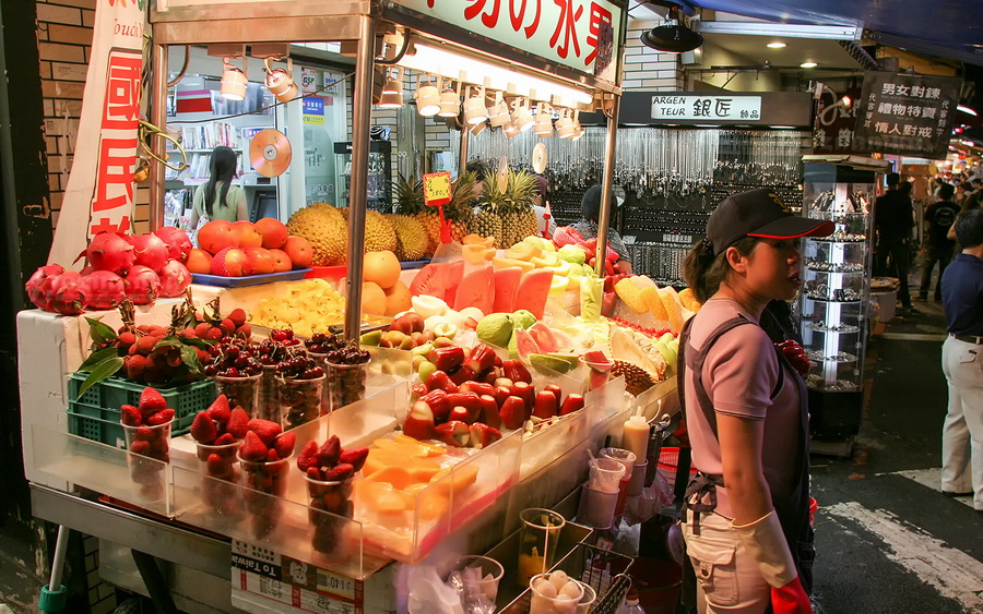 Рынок Шилинь - Тайбэй, Тайвань | Топ-10 самых больших ночных рынков в мире | Zestradar