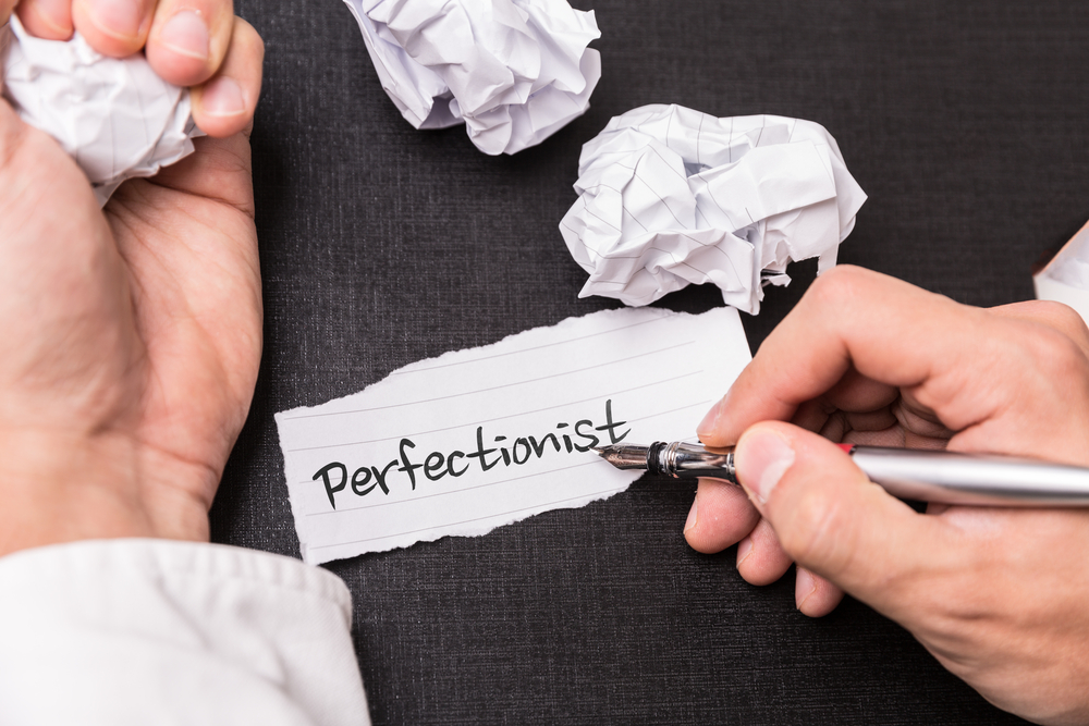 Perfection is a curse, crisis on Perfection is one of the most important Causes of stress in workplace