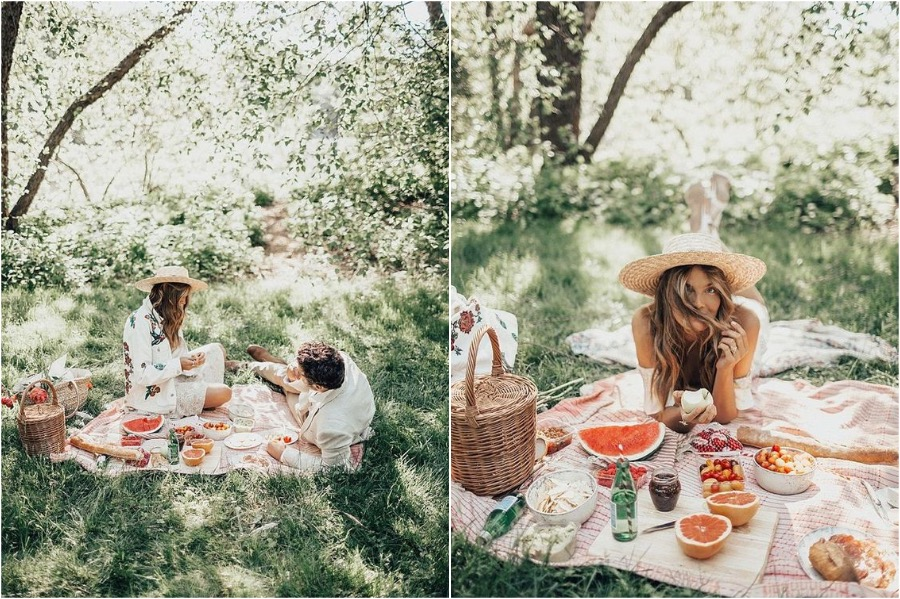 Picnic In The Park | 10 Cool Things To Do Before Summer Is Over | Zestradar