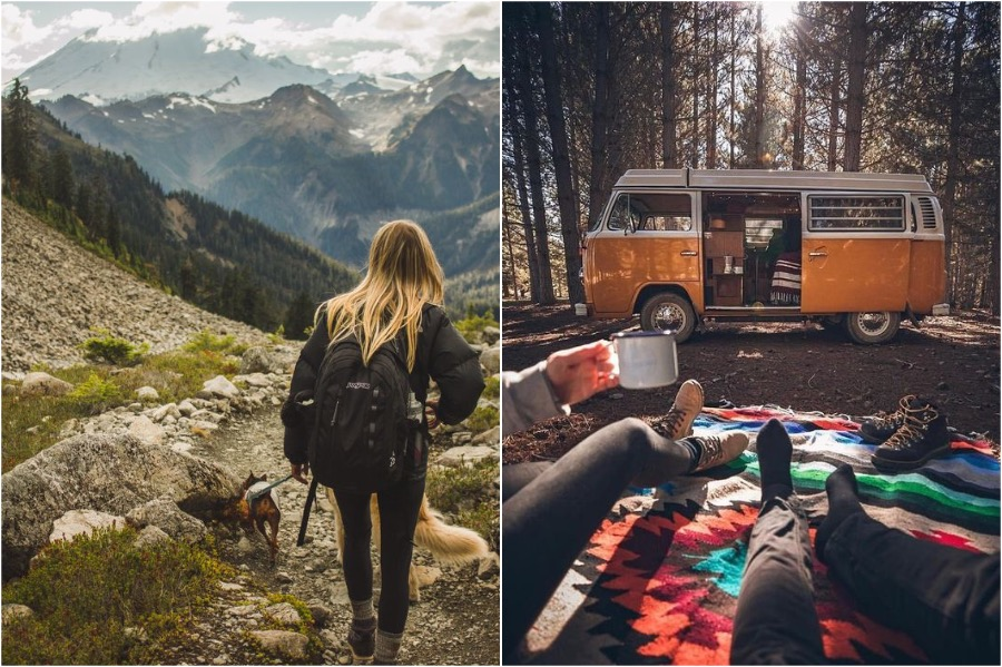 Go Camping | 10 Cool Things To Do Before Summer Is Over | Zestradar