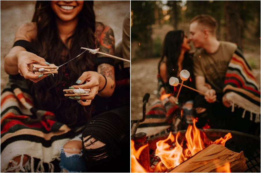 Sit Around A Campfire | 10 Cool Things To Do Before Summer Is Over | Zestradar