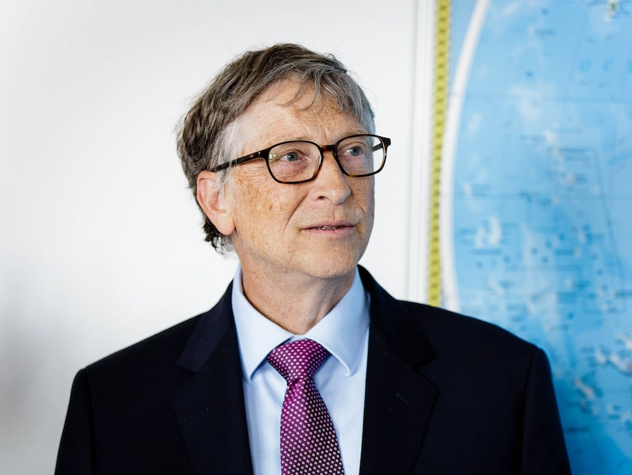 Bill Gates – $112.8 billion | 10 Richest People In The World – Who Are They? | Brain Berries