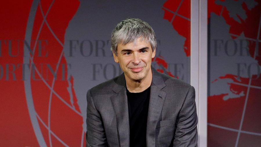 Larry Page – $67.8 billion | 10 Richest People In The World – Who Are They? | Brain Berries