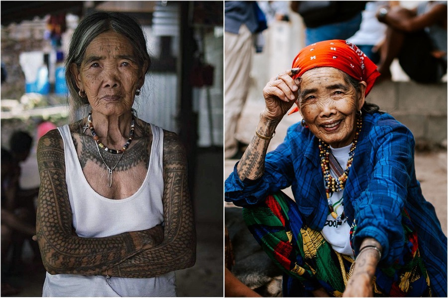 #1 | 103-Year-Old Woman Is The Oldest Traditional Tattooist In The Philippines | Zestradar