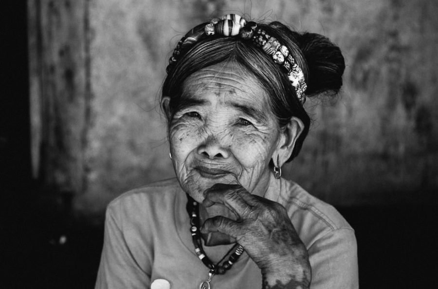 #5 | 103-Year-Old Woman Is The Oldest Traditional Tattooist In The Philippines | Zestradar