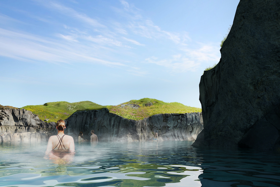 #2 | 2021 Dream Destination – Sky Lagoon In Iceland | Zestradar